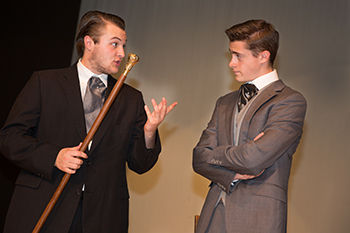 "Slings and Arrows Players Present ""Baskerville"""
