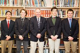 Debate Team Competes at Choate