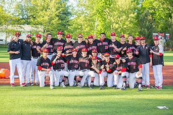 Varsity Baseball Wins Second Straight ISL Championship