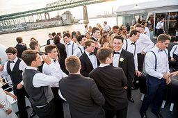 Arrows Cruise Boston Harbor at Prom