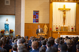 Headmaster Burke Shares His Opening Remarks on Empathy