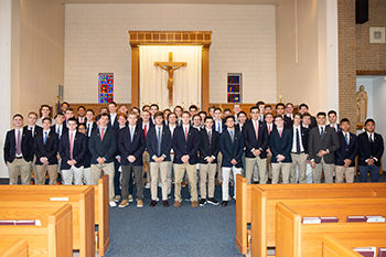 Fifty-One Students Inducted into the National Honor Society