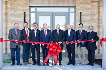 West Campus Center Opens