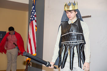 Arrows Perform in Annual Shakespeare and Macbeth Competitions